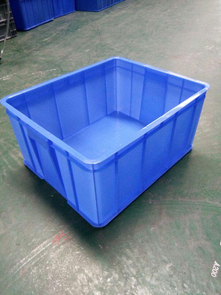 塑料成产厂家加厚塑料周转箱周转筐工具箱批发